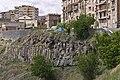 Անանուն սյունաձև բազալտներ, Սբ. Սարգիս եկեղեցու մոտ.jpg