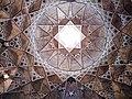 سقف تیمچۀ بزرگ قم.jpg