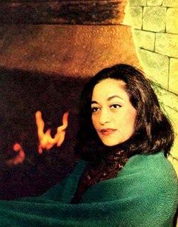 Marzieh (singer) Tehran-born singer