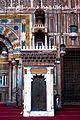 منبر مسجد السلطان حسن - Platform of Sultan Hassan mosque.jpg