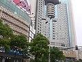 人民东路的国际大酒店2 - panoramio.jpg