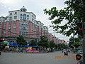 安徽省巢湖市含山县含城环峰北路街景 - panoramio.jpg