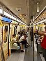 成都地铁7号线金沙主题列车车厢2.jpg
