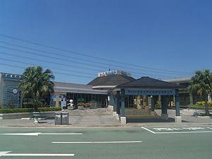 中坜服务区