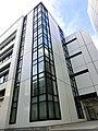 桐朋中学・高等学校の新校舎の一つ.JPG
