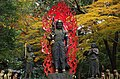 犬鳴山七宝瀧寺の「難切り不動」 泉佐野市 Nankiri-fudō image in Shippōryū-ji 2013.11.23 - panoramio.jpg