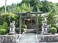 金塚大神 大淀町下渕(西町6丁目) 2011.7.09 - panoramio.jpg