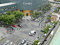 黄陂南路淮海中路路口 crossroad - panoramio.jpg