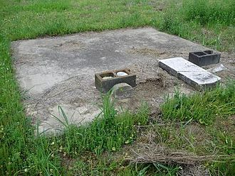 Charlie Christian - Proposed grave site for Christian at Gates Hill Cemetery, Bonham, Texas