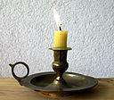 - Bugia candlestick -