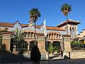 001 Museu de Tortosa, antic escorxador, façana est.JPG
