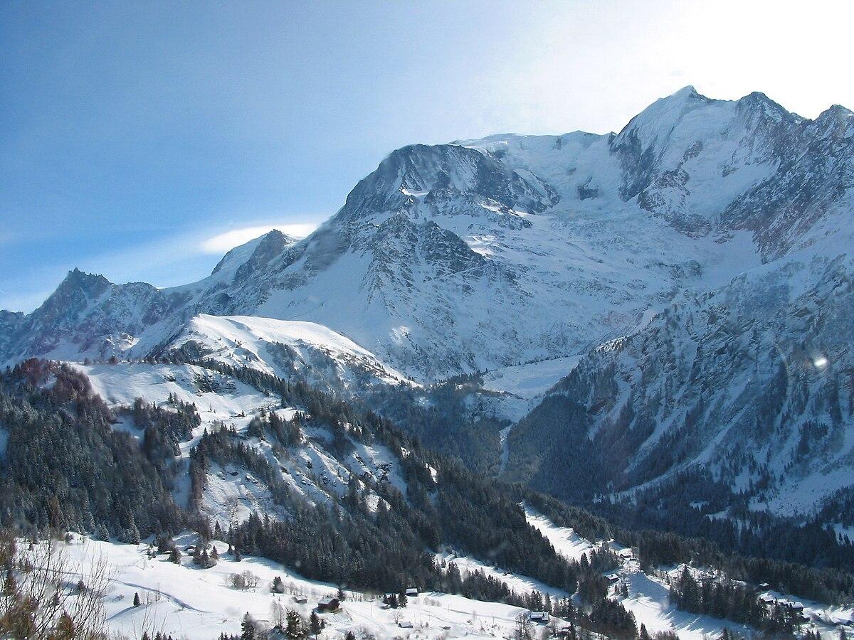 Glaciar de bionnassay wikipedia la enciclopedia libre - Office de tourisme de saint gervais les bains ...