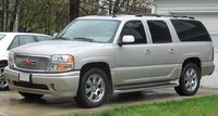 2001-2006 GMC Yukon XL Denali photographed in USA.