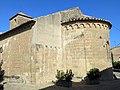 015 Santa Maria de Talamanca, capçalera, angle sud-est.JPG