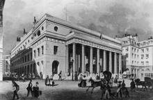 Théâtre de l'Odéon, Paris (Quelle: Wikimedia)
