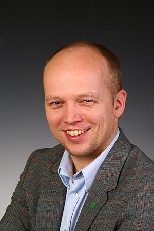 Norwegian parliamentary election, 2017 - Image: 04Hedmark, Trygve Magnus S. Vedum (3290479026)