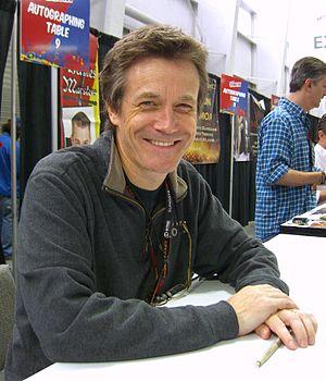 Bill Amend - Amend at the 2011 New York Comic Con.