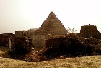 Ramateertham - 1000-year-old Sri Rama temple on top of Bodhikonda