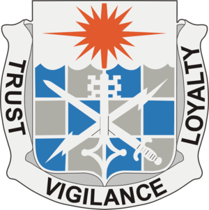 101st Military Intelligence Battalion - Image: 101 MI Bn DUI