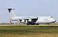 105th Airlift Wing C-5 Galaxy taxiing at Stewart Air National Guard Base New York.jpg