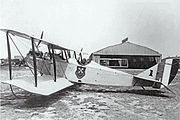 106th Observation Squadron Curtiss JN-6H