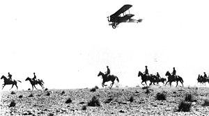United States Army Border Air Patrol - Image: 12th Aero Squadron US Cavalry