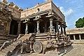 12th century Airavatesvara Temple at Darasuram, dedicated to Shiva, built by the Chola king Rajaraja II Tamil Nadu India (29).jpg