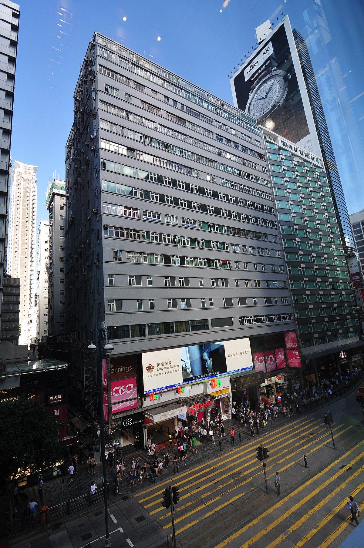 Chungking Mansions Wikipedia