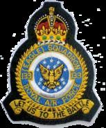 133 Eagle Squadron Crest