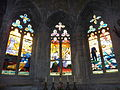 13 Tréguier cathédrale Vitraux.JPG