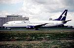 144bs - Axon Airlines Boeing 737-42C, SX-BLM@CDG,10.08.2001 - Flickr - Aero Icarus.jpg