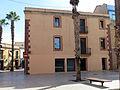 173 Casa Gran, c. Sant Pere (Gavà), façana nord.JPG