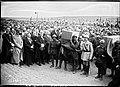 18-9-27, inauguration de l'ossuaire de Douaumont, arrivée des cercueils des soldats anonymes.jpg