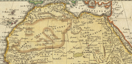 1800 map Afrique by Arrowsmith BPL 15210 detail.png