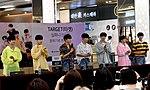 180715 TARGET 롯데몰 김포공항점 팬싸인회 1.jpg