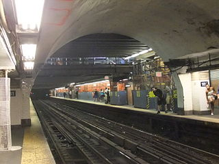 181st Street Bridge Crossover (Bway-7th Avenue).JPG