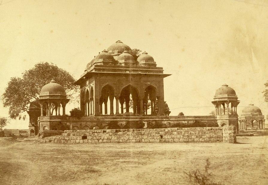 1857 mutineers mosque meerut2