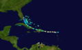 1916 Atlantic hurricane 5 track.png