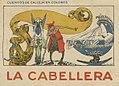1919, La cabellera, ilustración de Romero Calvet, 01.jpg