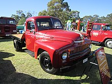international harvester l series wikipedia 1952 L110 International Rear Bumper  1952 International L110 Pickup Truck 1952 international al 130 (australia)