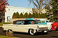 1958 Lincoln Continental Mark III Convertible (21478927234).jpg