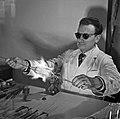 1958 Maitre verrier au CNRZ-2-cliche Jean Joseph Weber.jpg