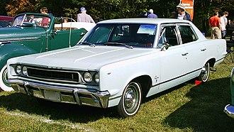 AMC Rebel - 1967 Rambler Rebel 770 sedan