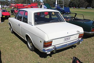 Lotus Cortina - Ford Cortina Lotus Mk2