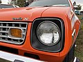 1977 AMC Gremlin X red at Hershey 2019 AACA show 07of13.jpg