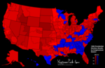 1980 Presidential Election, Results by Congressional District.png