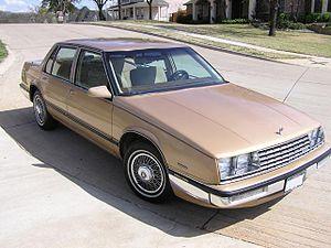 GM H platform (1986) - 1986 Buick LeSabre