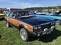 1987 AMC Eagle Limited wagon with woodgrain at AMO 2015 meet 1of4.jpg