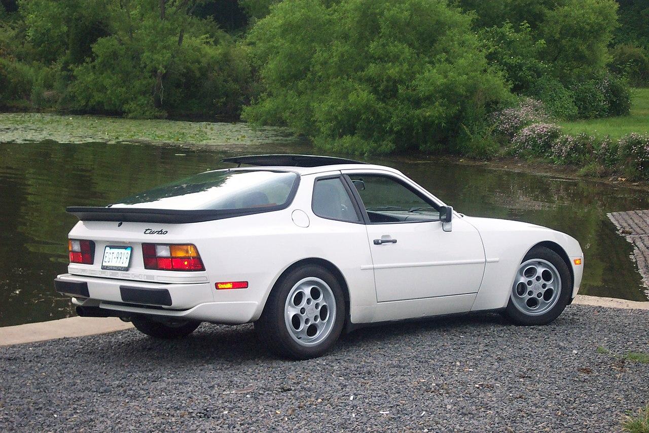 Porsche 944 wikiwand vanachro Gallery
