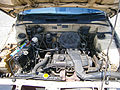 1990–1992 Proton Saga 1.5L saloon in Cyberjaya, Malaysia (15, Engine).jpg